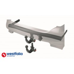 Westfalia Anhängerkupplung Mercedes-Benz CLA Shooting Brake / Version: abnehmbar, Automatiksystem vertikal (A40V)