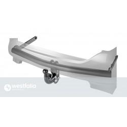 Westfalia Anhängerkupplung Nissan Almera Tino / Version: fest, geschraubte Kugelstange (F20)